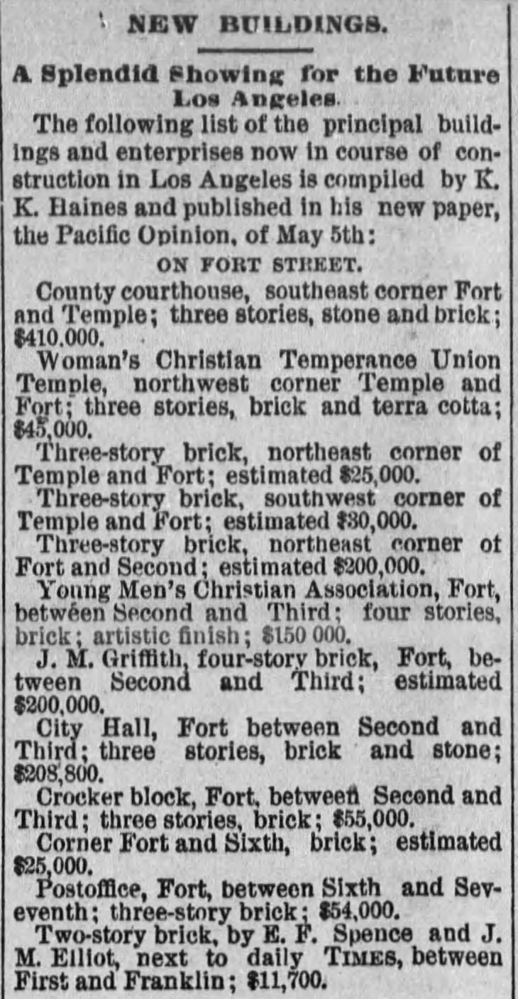 Temple cost The_Los_Angeles_Times_Sun__May_13__1888_