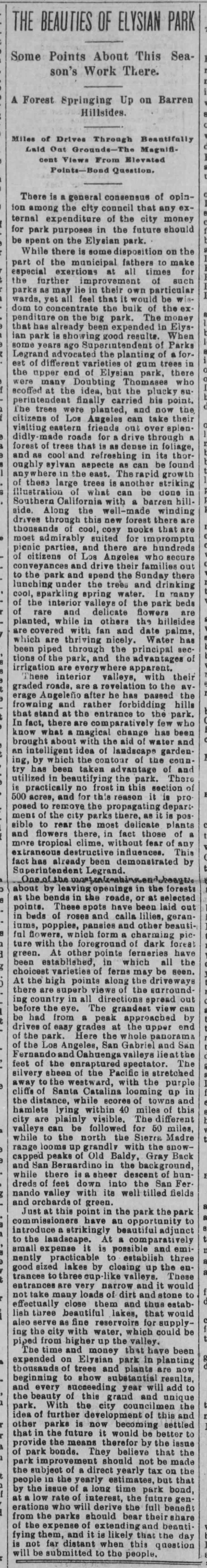Elysian Park beauties Los_Angeles_Herald_Sun__Apr_22__1894_