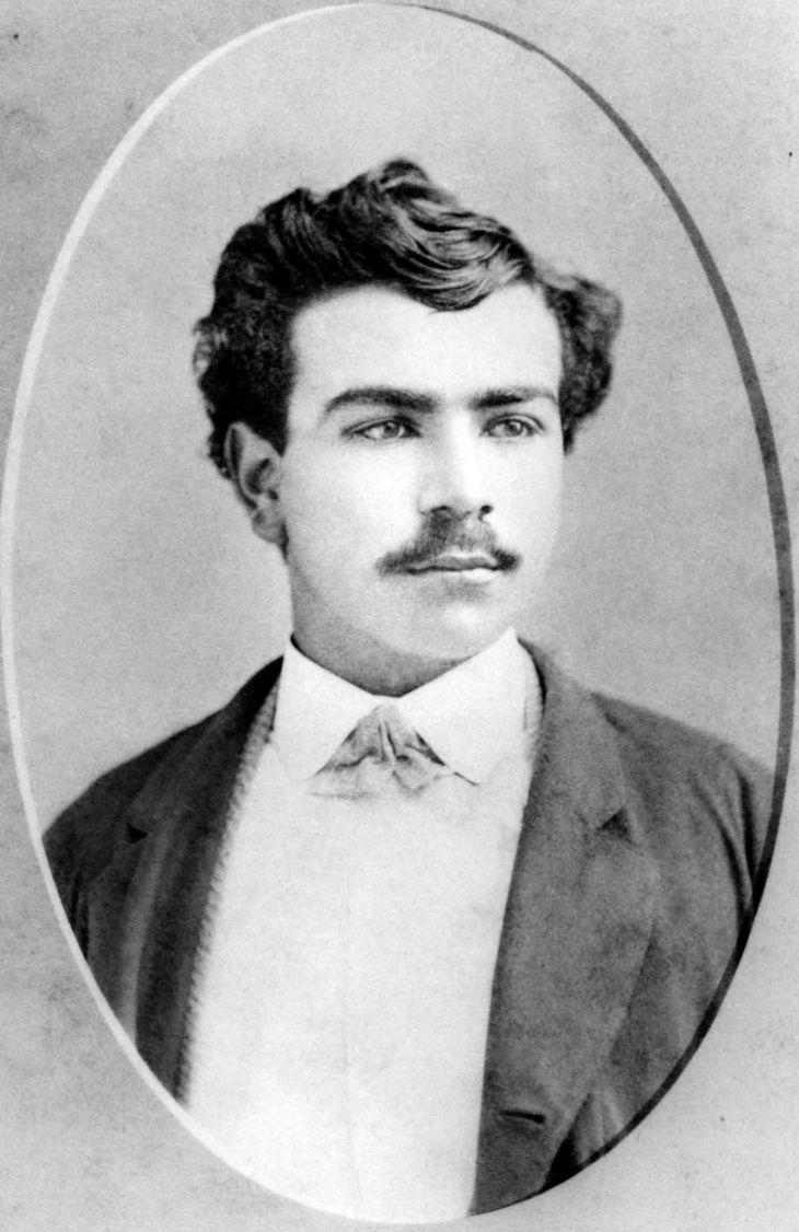 John H Temple Portrait Early 1870s 99.5.37.1014