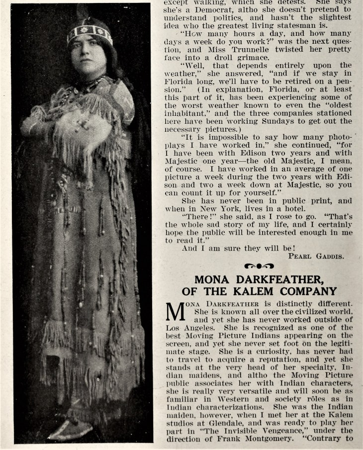 Motion Picture World 1914