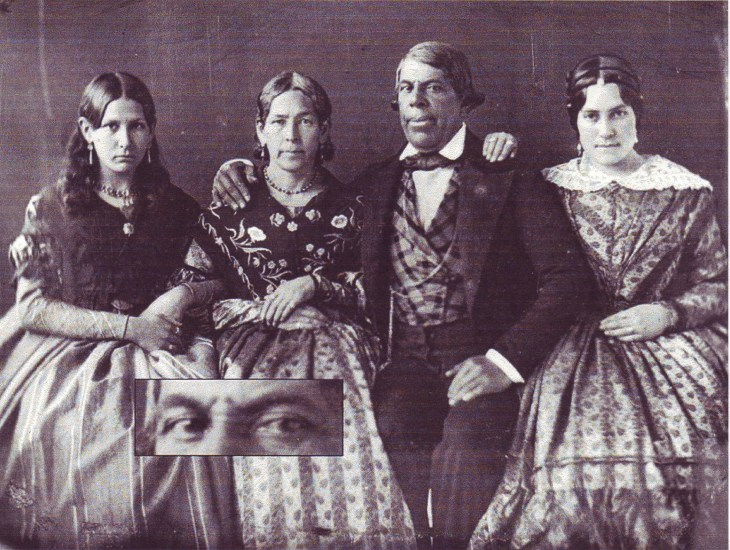 Pico family scan 1850s