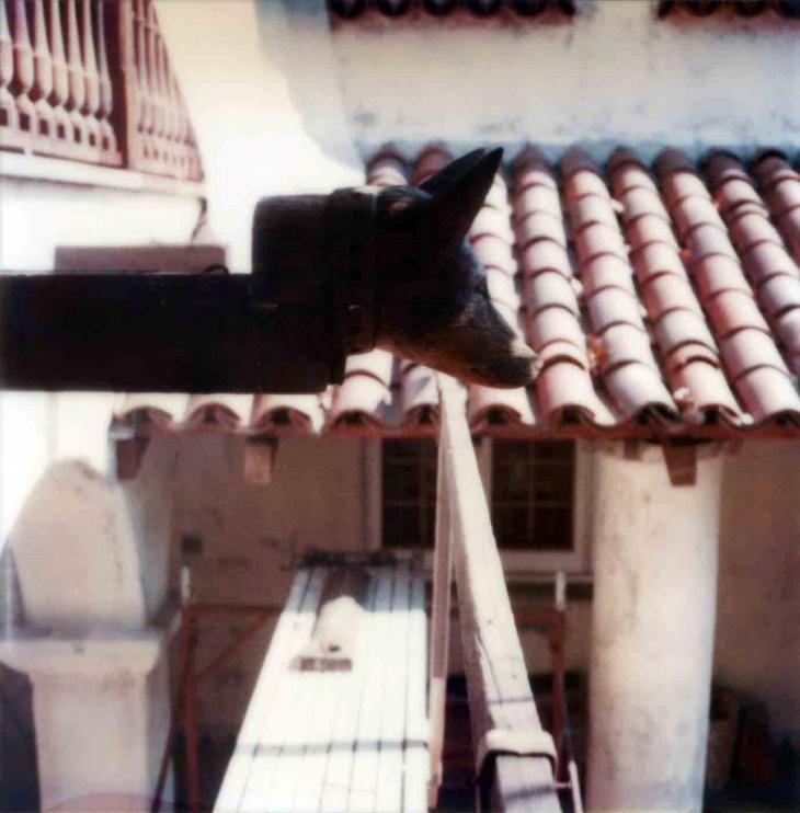 1894La Casa Nueva Courtyard Balcony Princes Head Replica Reset 99.5.33.913