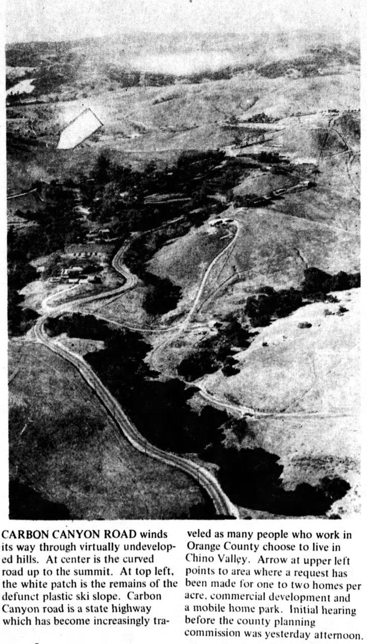Aerial photo Chino_Champion_Fri__Nov_22__1974_