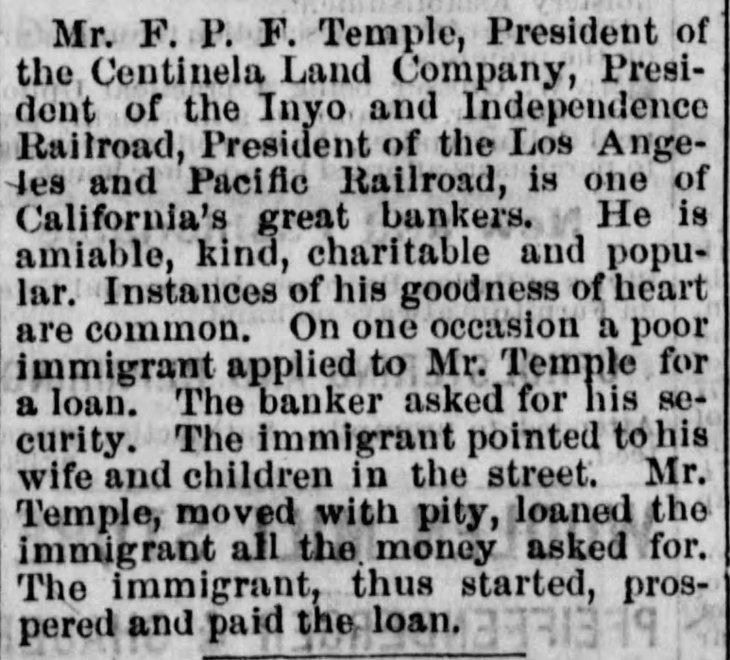 Centinela and Temple Los_Angeles_Herald_Sun__Jan_10__1875_