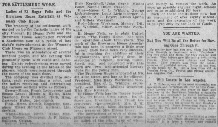 Hogar Feliz The_Los_Angeles_Times_Sat__Feb_8__1902_