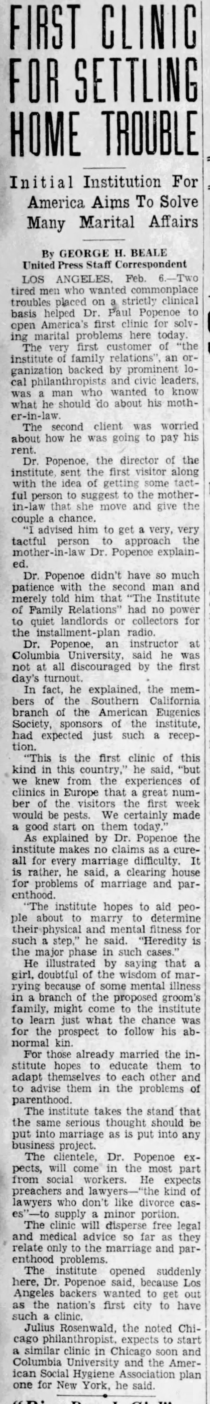 Marriage institute The_Whittier_News_Thu__Feb_6__1930_