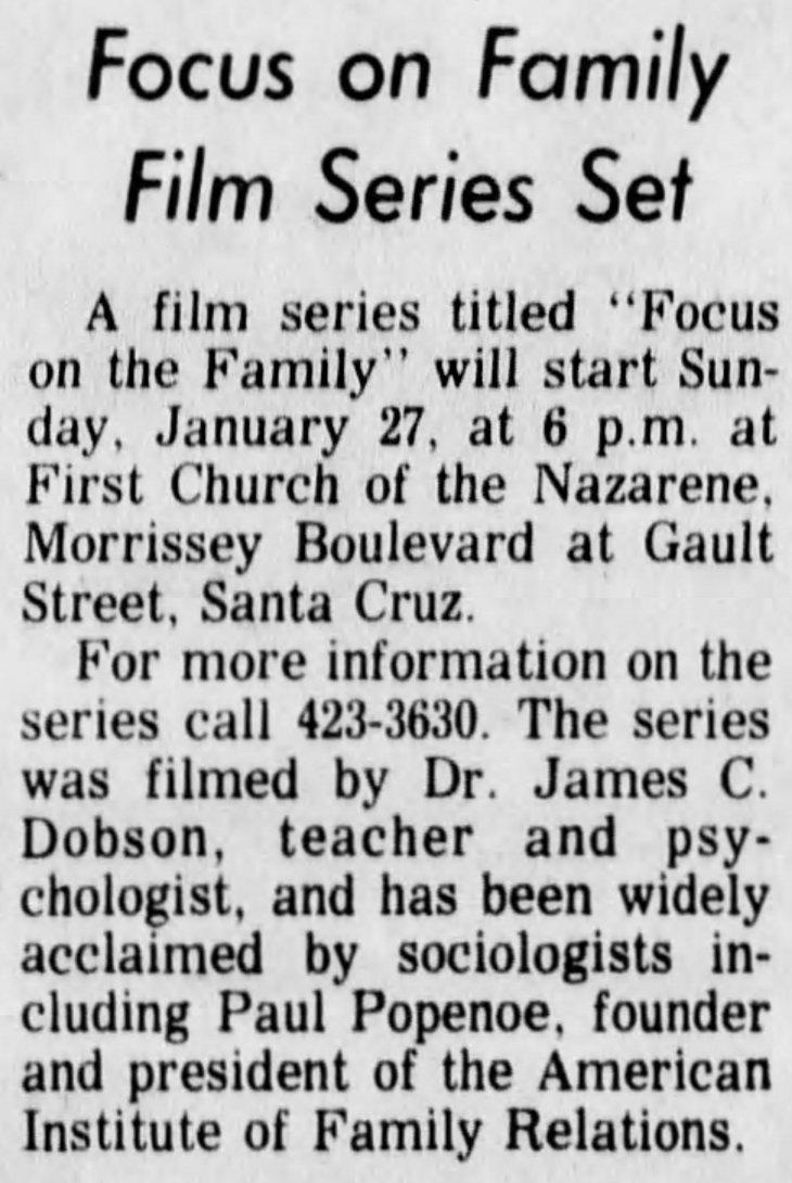 Popenoe Dobson Focus on the Family Santa_Cruz_Sentinel_Fri__Jan_18__1980_