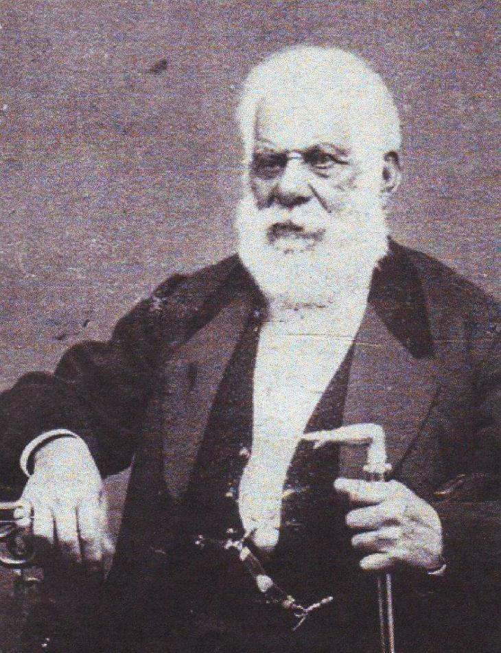 Pio Pico ca 1890