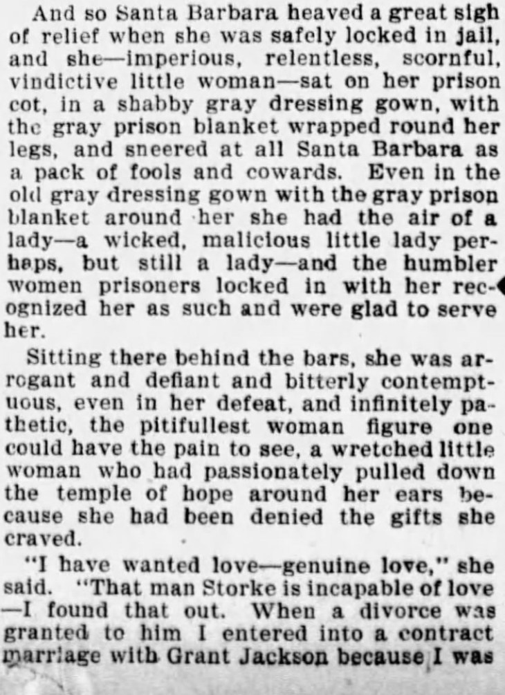 Woman Who Terrorized a Whole Town detail 4 The_San_Francisco_Examiner_Sun__Nov_11__1900_