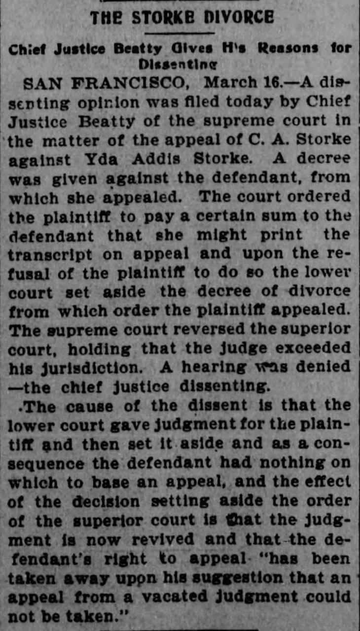 Yda SCCJ dissent Los_Angeles_Herald_Wed__Mar_17__1897_