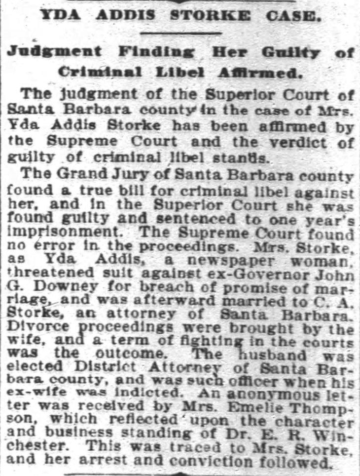 Yda Supreme Court ruling San_Francisco_Chronicle_Thu__Feb_22__1900_