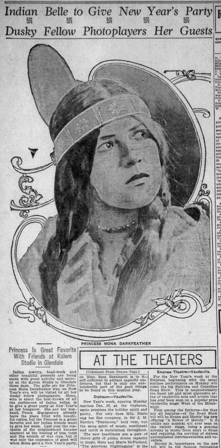 Princess Mona and Frank Montgomery Los_Angeles_Express_Sat__Dec_27__1913_ (2)