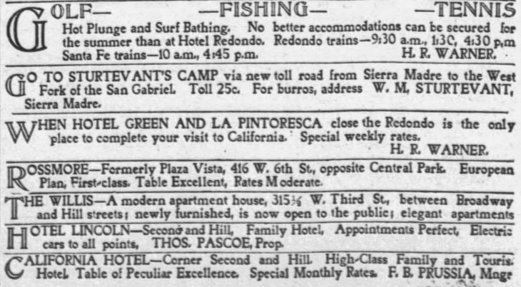 Sturtevant Camp ad The_Los_Angeles_Times_Tue__Apr_19__1898_