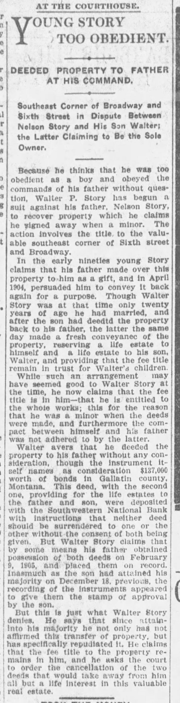 Story conflict The_Los_Angeles_Times_Thu__May_17__1906_