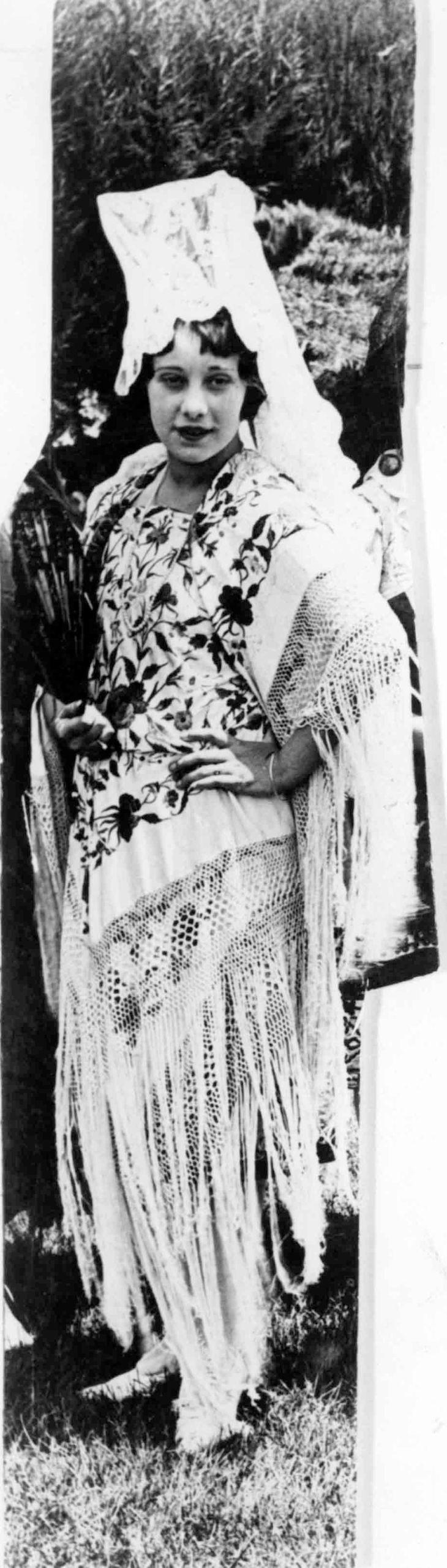 Agnes Temple ca 1922 94.11.1.57