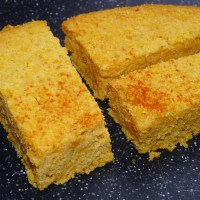 American Corn-Bread - We love it! Vegan, glutenfrei und wundervoll