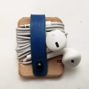 Buttoned Cable Wrap