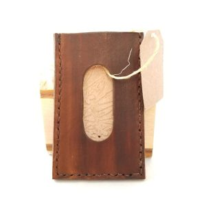 Business Card Holder - Compass