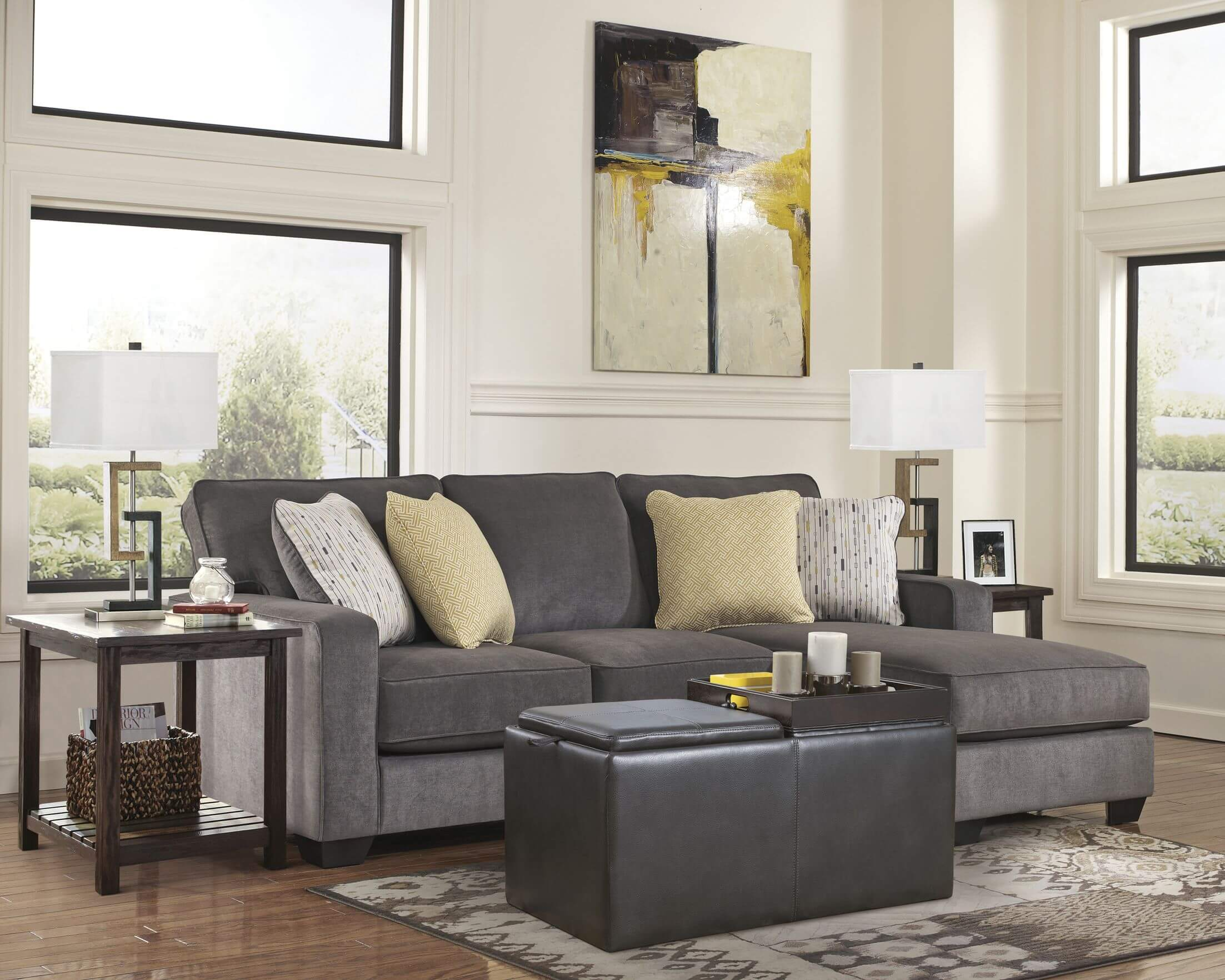 45 contemporary living rooms with