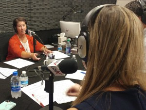 Joan O'Connell on Business RadioX