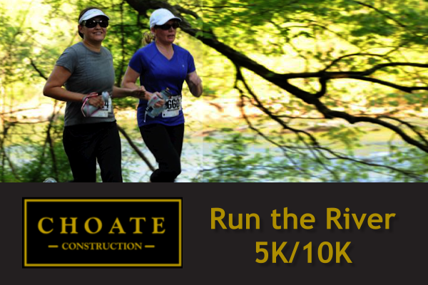 Upcoming Event – Choate Construction Run the River