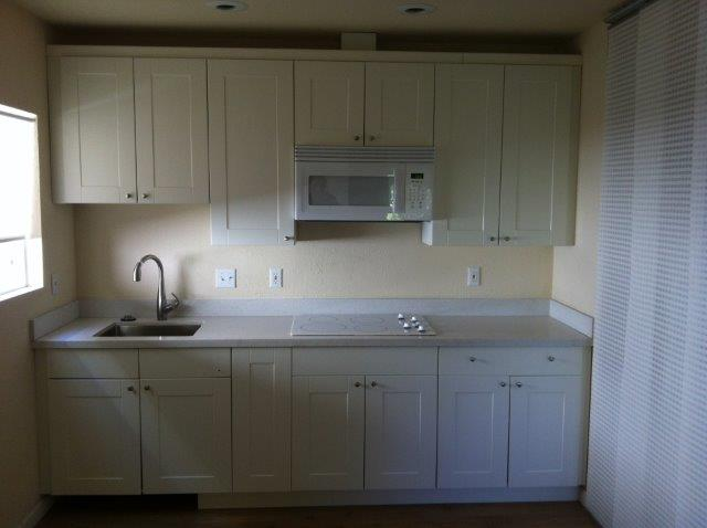 Detached Studio Kitchen