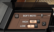 Toontrack EZKeys Grand Piano Review Dynamics1