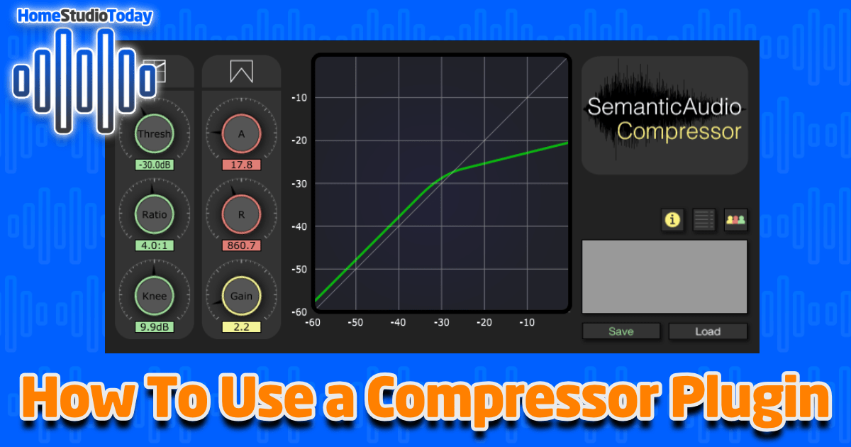 How To Use a Compressor Plugin featured image