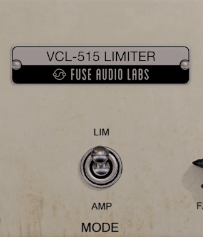 Fuse Audio Labs VCL-515 Review amplifier limiter mode switch