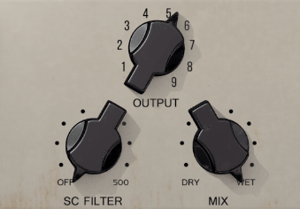 Fuse Audio Labs VCL-515 Review output section