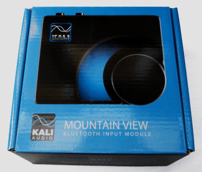 Kali Audio MV-BT Review Box