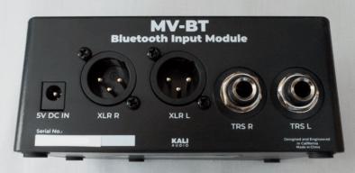 Kali Audio MV-BT Review Rear