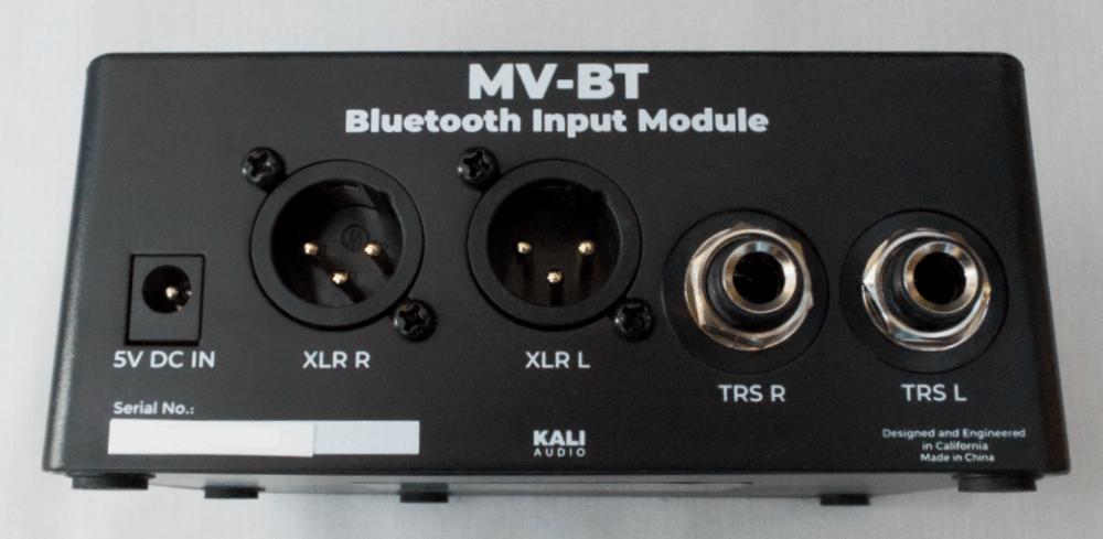 Kali Audio MV-BT Review Rear1