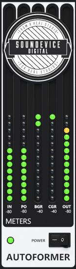 United Plugins Autoformer Review meters image