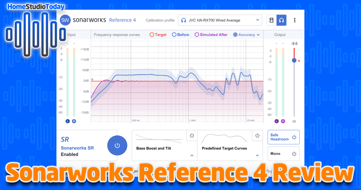 Sonarworks Reference 4 Review featured image