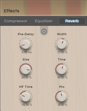 SONiVOX Tony Coleman Drums Effects Reverb