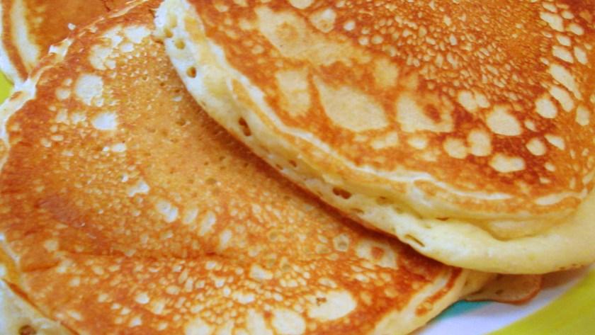 Mega Fluffy Pancakes