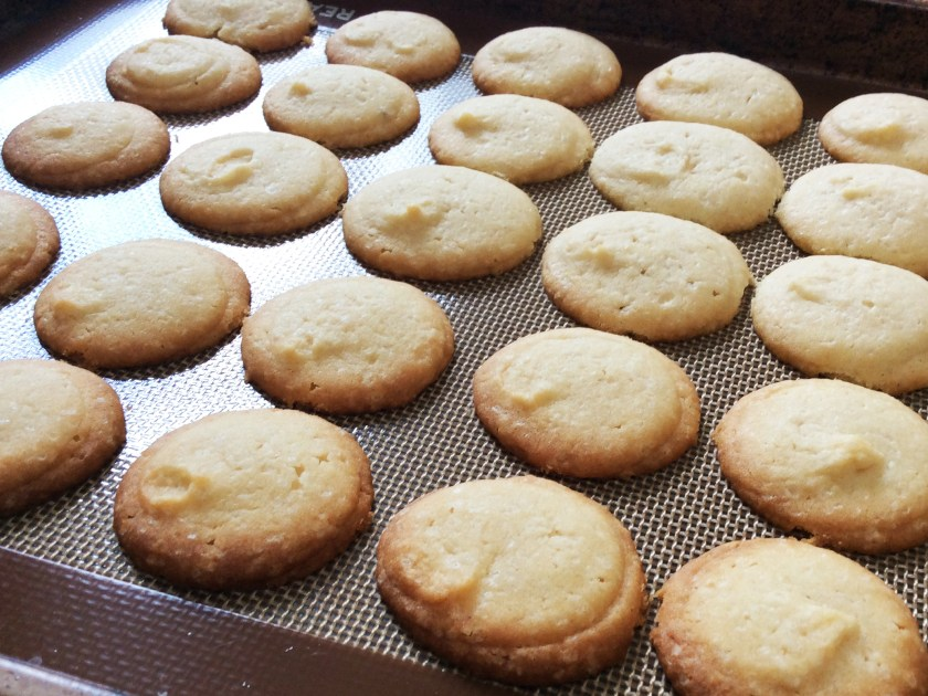Baking a Moment Vanilla Wafers