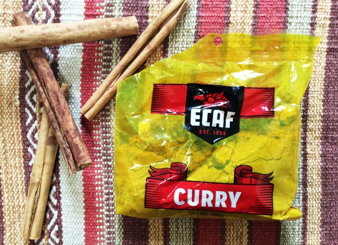 Barbadian Curry