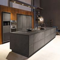 31+ A Secret Weapon For A Matte Black Kitchen Makes A Bold Statement 5