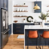 40+ What You Must Know About Design Beautiful Black Kitchens 43