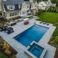 +41 Stunning Ground Pool Design Ideas For Your Backyard Reviews & Guide 30