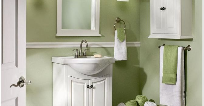 √30 Alarming Details About Adding Moulding and Updating a Bathroom Exposed