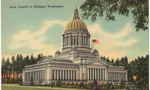 State Capitol at Olympia, Washington