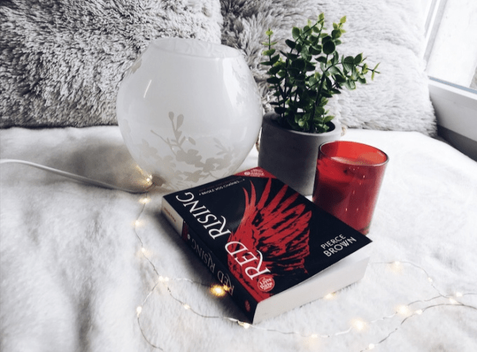 Chronique : Red Rising – Pierce Brown