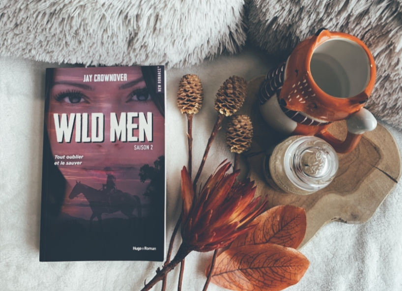 Wild Men T2 – Jay Crownover