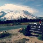 Mount Rainier National Park – A Family Hike at Sunrise