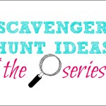 Scavenger Hunt Series Roundup
