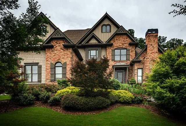 Estate House In Hidden Falls Buford