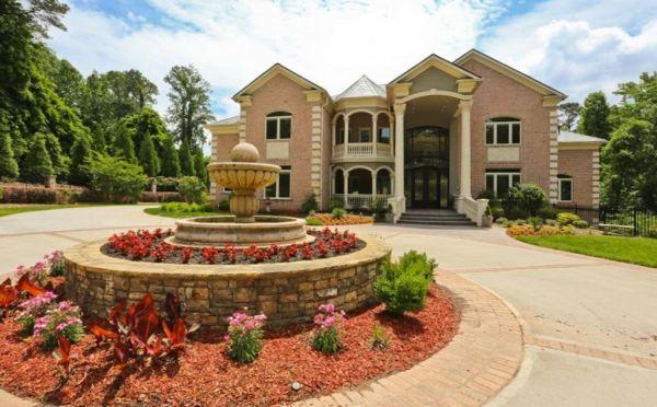 Northridge Sandy Springs Estate Home